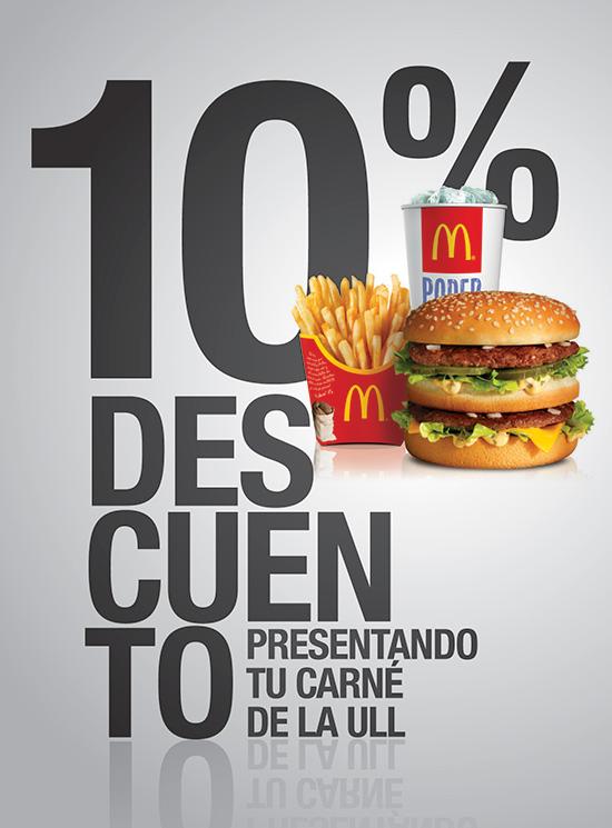 McDonald's: Promociones