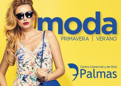 CC 7 Palmas. Moda