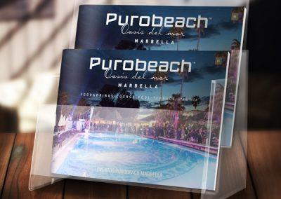 Purobeach: dossier eventos
